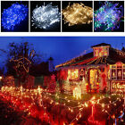 31V Mains Operated 10-200M Christmas X'mas Fairy String Lights Indoor Outdoor
