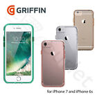 GENUINE Griffin Survivor Clear Case Cover for iPhone 8/7/6s/6 BRAND NEW