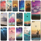 iphone 4 silicone case - Rubber TPU Silicone Ultra Slim Back Case Cover For Apple iPhone 4s/5s/6s/7 jk22