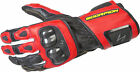 Scorpion Street SG3 MK II Motorcycle Gloves / Red - All SIzes