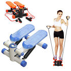 1 Stepper Machine +Resistance Bands Aerobic Shape Thigh  Leg Gym  Step