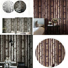 Non-woven Wallpaper/Thick Embossed Textured Home Wallpaper Decor Not Prepasted