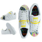 Adidas X Pharrell Williams Men's Superstar Supershell Sneakers Todd James NMD