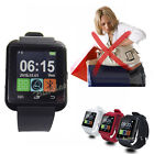 SMARTWATCH OROLOGIO BLUETOOTH DA POLSO PER CELLULARE ANDROID TABLET IPHONE IPAD
