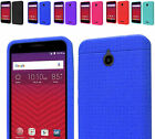Rugged Silicone Rubber Slim Case Cover For Alcatel One Touch PIXI Avion LTE