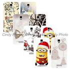 For Vodafone Meo Smart A65 New Year Christmas Bowknot Hard Plastic Cover Case