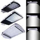 24W 50W 98W LED Street Road Pathway Light Outdoor Industrial Cool White 85-265V