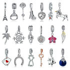 Authentic 925 Sterling Silver New Arrivals A fit European Charms Beads Bracelet
