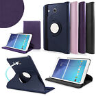 New 360 ° Rotating Case For Various Samsung Galaxy Tablet PU Leather Stand Cover