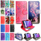 For Motorola Moto G G4 G5 Phones - Leather Wallet Stand Magnetic Flip Case Cover