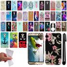 "For Asus ZenFone 3 5.5"" ZE552KL Cute Design TPU SILICONE Rubber Case Cover + Pen"
