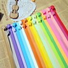 Lucky Wish Star Origami Paper Ribbon Strips Crafts Gift RAINBOW COLORS 90pcs/bag