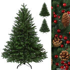 Luxury Christmas Tree Artificial PE Xmas Tree 5 Sizes 100 % Injection Moulding
