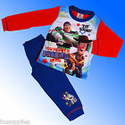 Boys Official Genuine Toy Story Pyjamas AOP Age 18 Months 2 3 4 5 Years