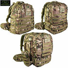 Pro Force Tomahawk Elite Lx Molle Rucksack Hydration Backpack Hmtc Army Camo