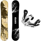 2017 Camp Seven Roots CRC and Summit Men's Snowboard Package
