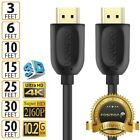 Внешний вид - HDMI 3 6 10 15 25 30 50 FT 1.4 4K 3D HDTV PC Xbox ONE PS4 High Speed Cable Plug