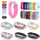 Wireless Bracelet Wristband Replacement Band with Metal Buckle for Fitbit Flex 2