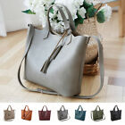 Fashion Women Handbag Shoulder Bag Leather Messenger Bag Satchel Tote Purse