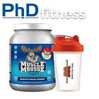 Muscle Mousse 750g High Protein Mousse + FREE Shaker