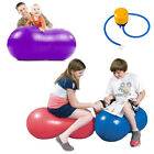 Peanut Anti Burst Yoga Swiss Ball GYM Exercise Fitness For Relax&Calm Xmas Gift