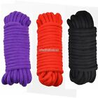 Hot Sexy GORGEOUS SOFT Japanese Silk ROPE 10 METRES LONG accessories 3Color N98B