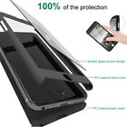 NEW - 360° Full Body Slim Hard Protector Skin Case Cover For Apple iPhone 6 & 7