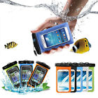 Universal Waterproof Dry Pouch Bag Case Cover For Cell phone/Smart phone Tool