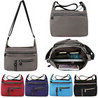 Nylon Women Messenger Bag Travel Handbag Totes Crossbody Shoulder Bags Promotion