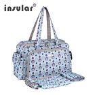 New Baby Diaper Bag 600D Nylon Mommy Changing Bag Nappy Bag Women Tote Bag