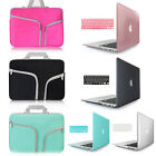 Carry Bag+Matte Hard Case+Keyboard Cover Set for Macbook Pro Air Retina 11 13 15
