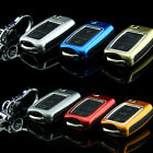 COLOUR CAR FOB REMOTE KEY METAL CASE PROTECTIVE SHELL COVER SKIN VW TIGUAN GOLF
