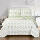 Gia Oversize Bedspread Coverlet Set Ultra Soft Reversible Lightweight All-Season image