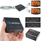 1x2 HDMI Splitter v1.3D ViewHD One Input to Two Output HOT