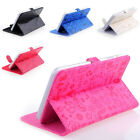 Portable Case Skin Cover for 7 Inch Tablet PC Clip-on Cartoon Pattern for Girl C