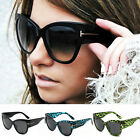 Cat Eye Sunglasses Ladies Women Retro Vintage Shades Oversized Designer Large YG