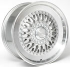 Alloy Wheels 18'' Drehen DH-X Silver Polished Rim For Peugeot 4007 07-12