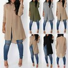 Women's Blouse Chiffon Long Sleeve Ladies Shirt Casual Loose Long Tops T-shirt