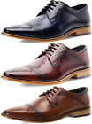 Goodwin Smith Langho Derby Mens Lace Up Brogue Shoes ALL SIZES AND COLOURS