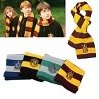 Harry Potter Scarf Gryffindor/Slytherin/Hufflepuff/Ravenclaw Kids Gift Cosplay