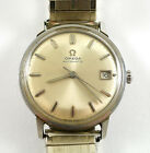 Vintage Men's OMEGA Automatic Stainless Steel Date Watch