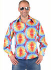 "Gents 70's Shirt  - ""Baltic"" design   Small - XXL"