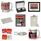 Personalised Official Southampton Football Club FC Gifts Merchandise Birthday