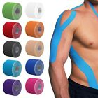 1 Roll 5mx5cm Kinesiology Athletic Muscles Care Elastic Physio Therapeutic Tape
