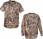 RRP £21.95 Jack Pyke Wild Trees Camo LONG Sleeve T-Shirt Hunting Carp Fishing