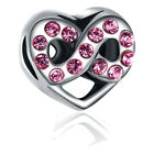Silver Charm Collection Beads Pandent FIT Sterling S925 Necklace Bracelet ChainCharms & Charm Bracelets - 140944