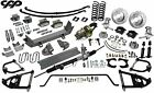 48-50 Ford 1/2 Ton Truck Ultimate Performance Package Mustang II Drop Spindles