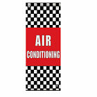 air conditioning in car - Air Conditioning Auto Body Shop Car Repair Double Sided Pole Banner Sign