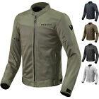 Rev It Eclipse Motorcycle Jacket Mens Textile Motorbike Touring Summer Vented CE