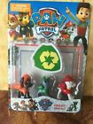 New 6Ps Of Set Paw Patrol Toys Action Figures Plastic Puppy Patrol Dog Kids Gift